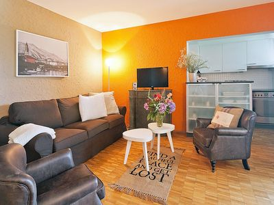 Photo for Apartment in the center of Ascona with Lift, Parking, Internet, Balcony (46831)