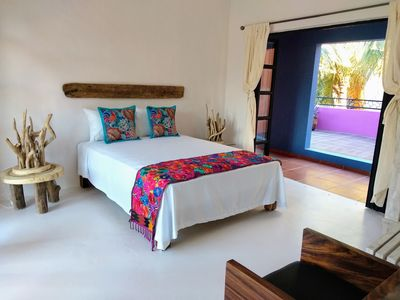 Photo for Hummingbird House 4.  In the heart of Sayulita.  Steps to the beach