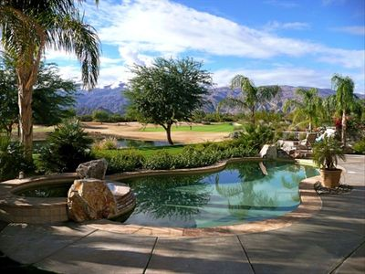 Private pool/spa/patio/firepit