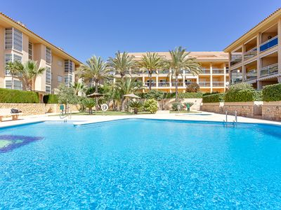 Photo for Javea duplex penthouse sleeps 6, near to all facilities & WIFI