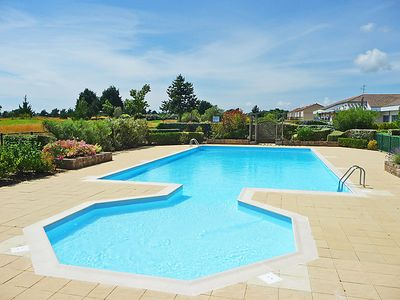 Photo for 2 bedroom Apartment, sleeps 4 in Sainte-Marie with Pool
