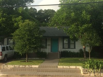 Photo for Great Deep Eddy House 3BR, 2BA. Very Close to Downtown! Great For ACL, F1, SXSW!