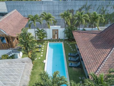 Photo for SUPERB 4BR & POOL IN SEMINYAK | STAFF | 9 PAX