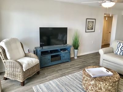 Right on the beach | Complete remodel | Ask about our Free Fun!