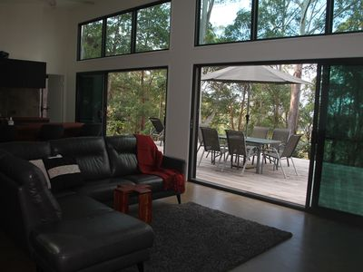 Photo for Escape to Hunchy,  private setting in the Sunshine Coast Hinterland