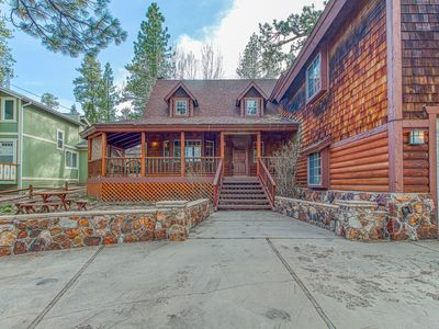 Photo for NEW LISTING! Quiet home walking distance to the lake, close to skiing & village!