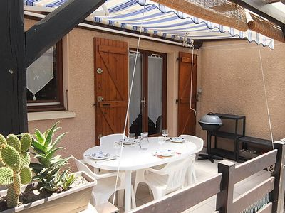 Photo for Vacation home Les Patios de La Mer  in Saint Cyprien, Pyrénées - Orientales - 4 persons, 1 bedroom