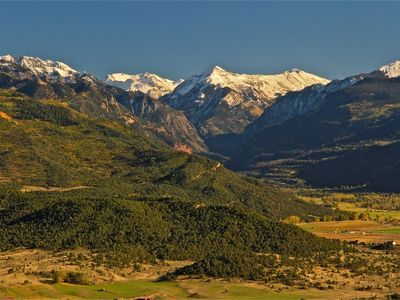 Photo for Mountain View Retreat Close to Telluride Bluegrass/Bluesnbrews