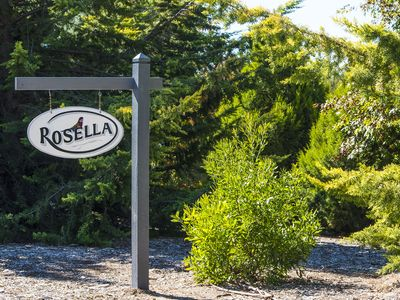 Photo for Rosella is set on 1 acre, over three levels