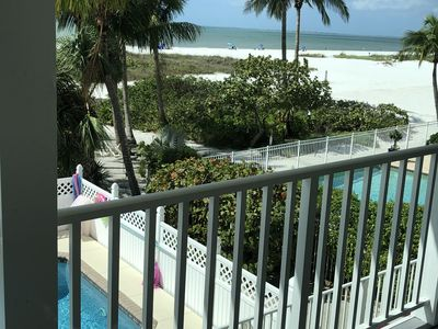Photo for Luxury Gulf Front 4 or 5 BR( with the guest house rented)  Pool Home