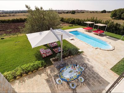 Photo for Wonderful Villa Balate to rent near Ragusa (Sicily) by My Rental Homes