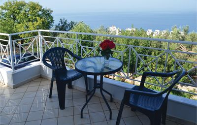 Photo for 1BR Apartment Vacation Rental in Dhermi