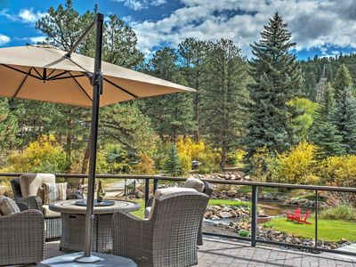 Photo for Secluded Evergreen Home on Upper Bear Creek!