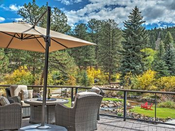 Secluded 4BR Evergreen Home on Upper Bear Creek!