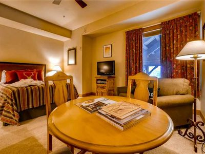 Photo for Cozy Studio for Summer Getaway, Wi-Fi, W/D, Fitness Center, Pool & Hot Tubs!