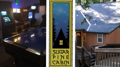 Photo for Sugar Pine Cabin, Some Summer dates remain!