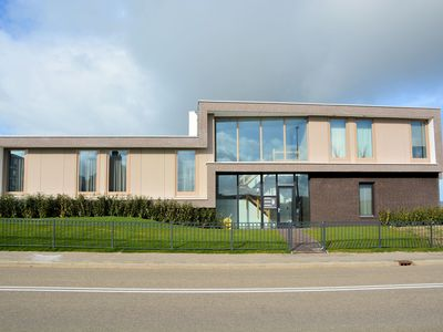 Photo for Luxury, modern apartment on the dunes and directly on the beach of Katwijk