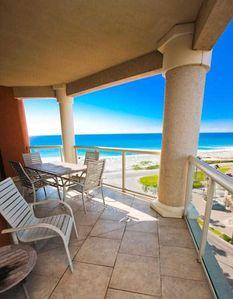 Photo for Portofino 3-804 3 Bedroom Gulf Side Paradise Condo With Gulf & Bay Views