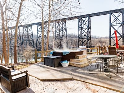 Photo for Multi-family, Riverfront,  Boat Ramp WOW!!