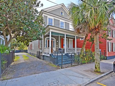 Photo for Chic 2BD Bungalow in the Midst of Charleston's Most Sought After Neighborhood