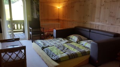 Photo for Charming fully furnished Salzkammergut Aparment 25 minutes from Salzburg city.