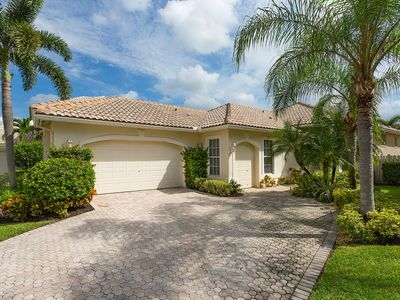 Photo for Beautiful and Relaxing Private Home at Palm Beach Polo Property