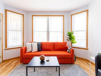 Photo for Trendy 2BR Apartment in Logan Square!