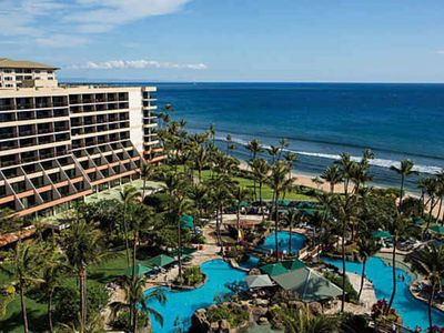 Photo for Marriott Maui Ocean Club- 1BR suite- Ocean View! Licensed broker with most weeks