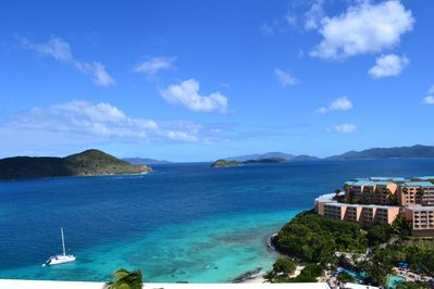 This could be your daily view from our balcony!