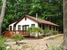 Wooded private setting on 2 Acres