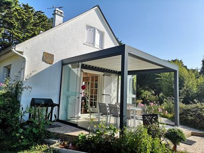 Photo for House near sea with large enclosed garden