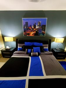 Photo for Vibrant Modern Apartment at the Lindbergh Station.