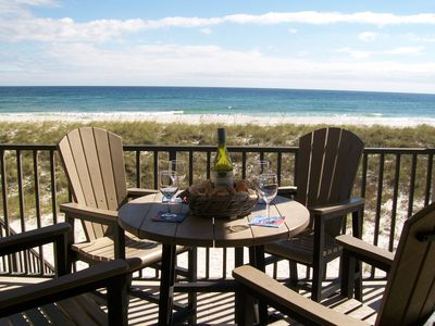 Photo for Gorgeous Gulf front Get-away...welcome to Turtle's Nest!!!!!