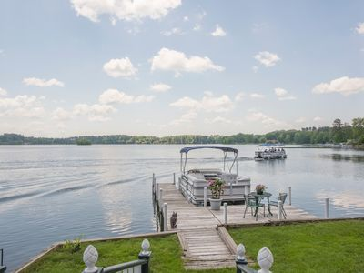 Photo for Berkshire Lake House Vacation Rental