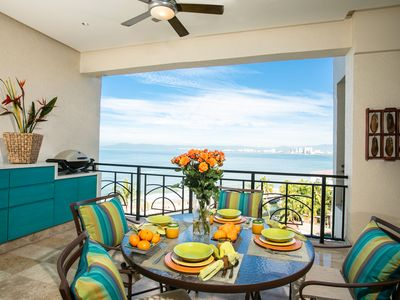 Photo for Molino De Agua, Beachfront Condo.