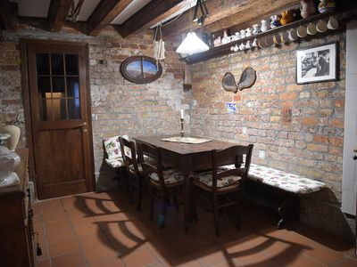 Photo for Cà Rielo - Charming Venetian Apartment