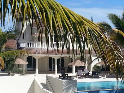 Photo for Spacious 6 bedroom VILLA, GOLD VIP, Lifestyle 5 star All-In resort