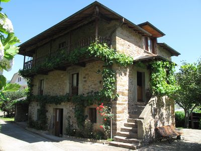 Photo for 5BR Cottage Vacation Rental in Valdés, Asturias