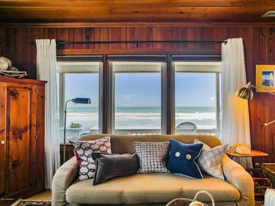 Photo for Classic Island Cottage - Oceanfront Private Home on Topsail