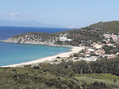 Photo for 2BR House Vacation Rental in Solanas, Sardegna