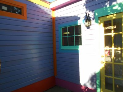 Photo for Newly Refurbished Cottage In The Heart Of The Marigny, located in a cat club.