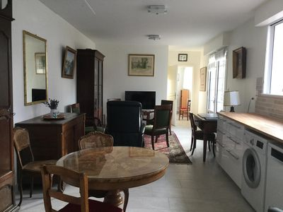 Photo for Beautiful apartment at the foot of the castle