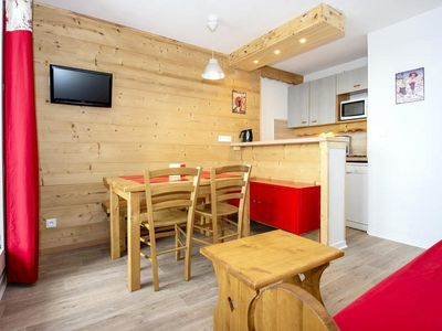 Photo for Residence L'Ecrin d'Huez ** - 2 Rooms 4/5 People