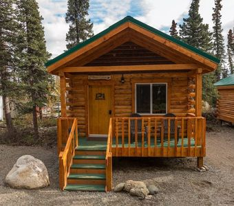 Photo for Cozy Bear Log Cabin Tri-Valley