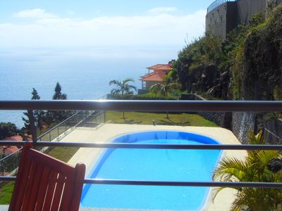 Photo for Excellent Apartment - magnificent sea views and pool