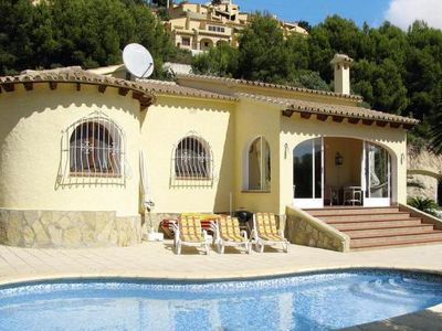 Photo for Holiday homes Villas Select, Moraira  in Um Valencia - 6 persons, 3 bedrooms