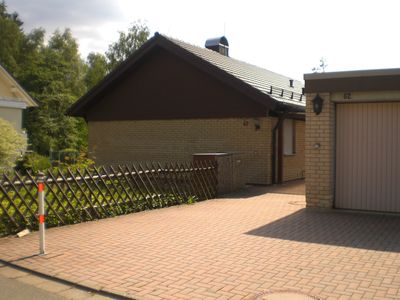 Photo for Holiday home in the Fichtelgebirge with garden and terrace, free Wi-Fi
