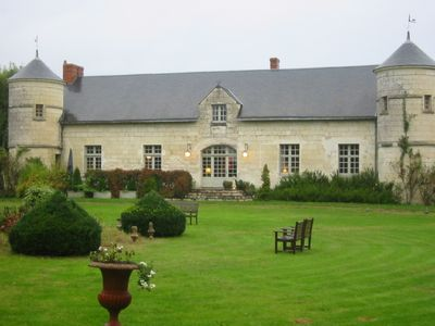 Photo for 15th Century Manor House in the heart of Loire valley - France
