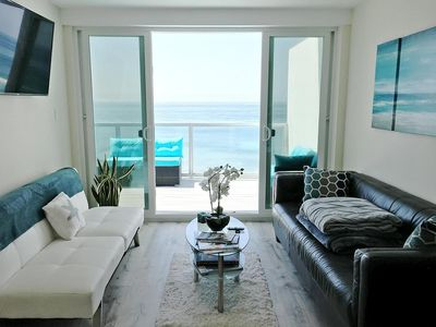 Photo for Beautiful Malibu Ocean Front Property