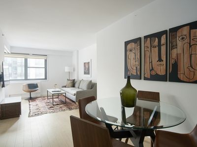 Photo for Sonder | The Nash | Bohemian 1BR + Rooftop